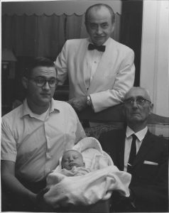 1967: four generations